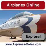 Airplanes of WWII, the Cold War and modern times ... Explore now!