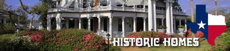 East Texas Historic Homes