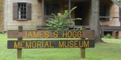 James S. Hogg Memorial Museum, Rusk, Texas