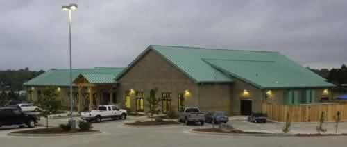 Texas Freshwater Fisheries Center in Athens