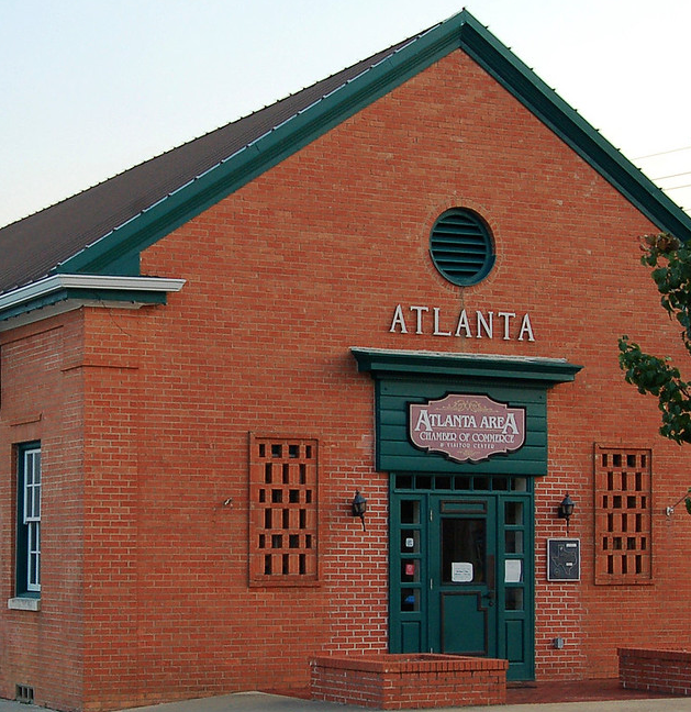 Atlanta Area Chamber of Commerce in East Texas