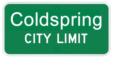 Coldspring Texas city limits