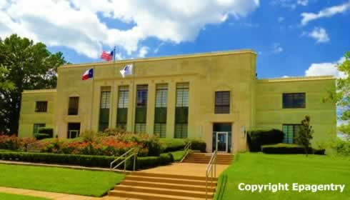 Tyler Texas City Hall