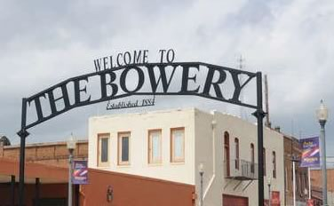 Welcome to The Bowery, and Winnsboro Texas!