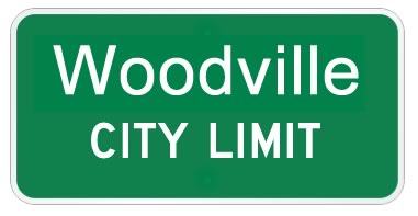 Woodville Texas city limits