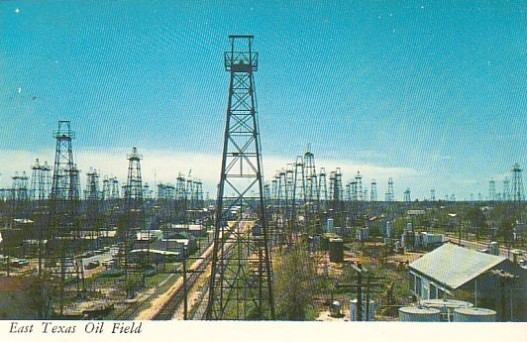 East Texas Oil Field