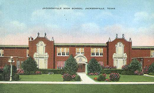 Jacksonville High School, Jacksonville, Texas