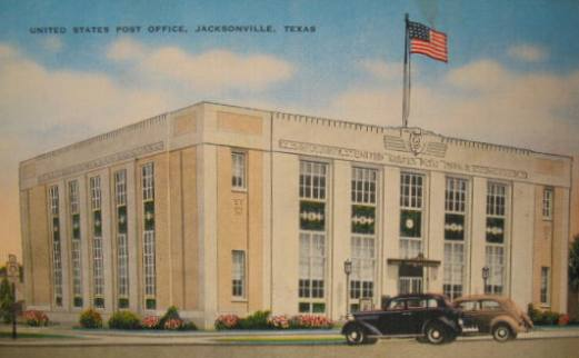 United States Post Office, Jacksonville, Texas
