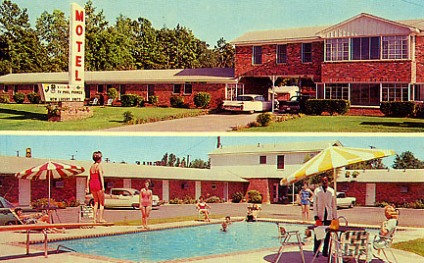 Bel-Air Motel, Marshall, Texas