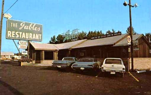 The Gables Restaurant, Marshall, Texas