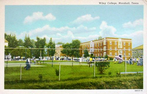 Wiley College, Marshall, Texas