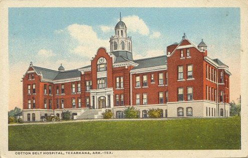 The Cotton Belt Hospital, Texarkana