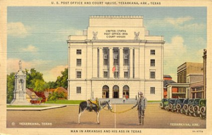 United States Post Office and Court House, Texarkana