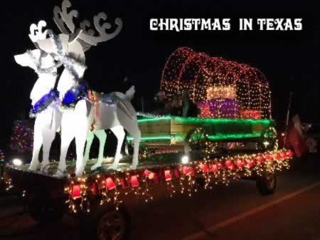 It's December .. and time for Christmas parades and festivities!
