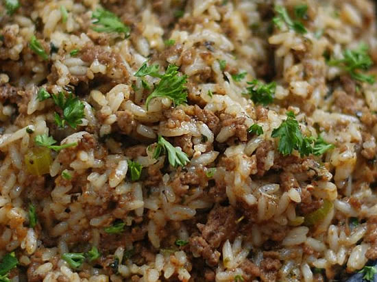 Texas Dirty Rice