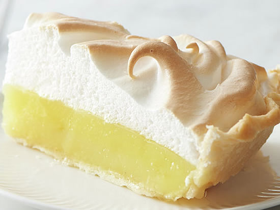 Texas Lemon Pie